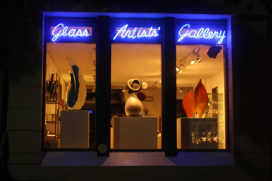 Glass Artists Gallery in Glebe