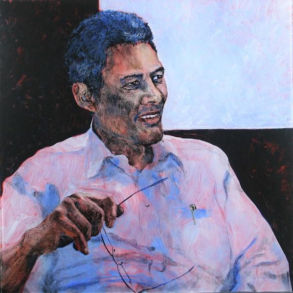 Gervase Pearce Portrait