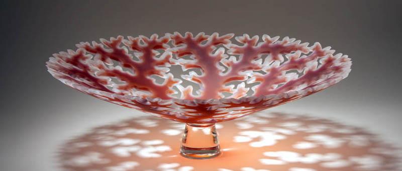 Coral Sea Fan Red